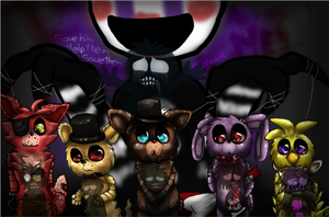 FNAF -Missing Children Incident by Msmimundo