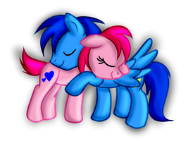 ::CO:: Sonamy ponies by FKandFriends
