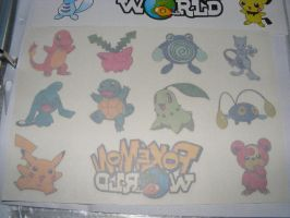 pokemon tatts by orcalover165