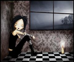 Solitude by MySweetDarkness