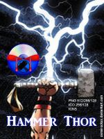 Hammer Thor by xxmsrockxx