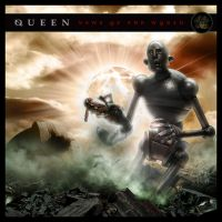 Queen - News of the World by brunomazzini