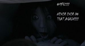 The Grudge by BluenetteDiviner