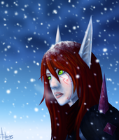 Winter by AntaresIceslayer