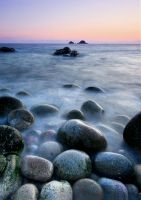 Porth Nanven: Cornwall by ArwensGrace