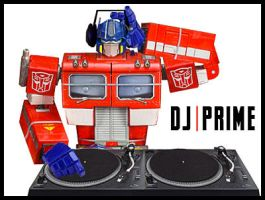 DJ Prime by Armored-dogg2