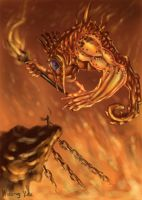 lord scorch by crypt-lord
