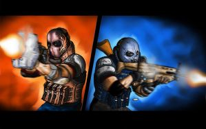 Army of Two: Overkill by Spideyfan3714
