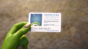 Monsters University ID   *c* by geneeditions