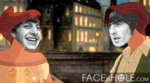 Princess Ringo and George in..... by koolkitty9