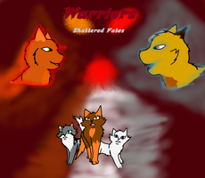 Shattered Fates cover by Firekitsunecat