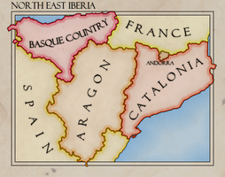 North East Iberia by Kristo1594