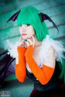 Morrigan Aensland (2) by Ariichuu