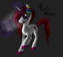 AppleMouse! I hve a reqest by XPonie-TwiligthFanX