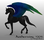 Aetherwing #004 [OPEN] by Morgan-Draws