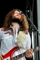 The Sheepdogs:  Ryan Gullen by basseca