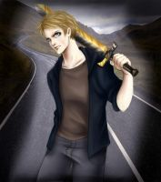 Luke Castellan by AireensColor