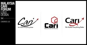 Cari Forum Logo Contest by iamcadence