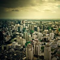 Bangkok City by piximi