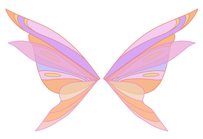Stella Harmonix Wings Simple by ColorfullWinx