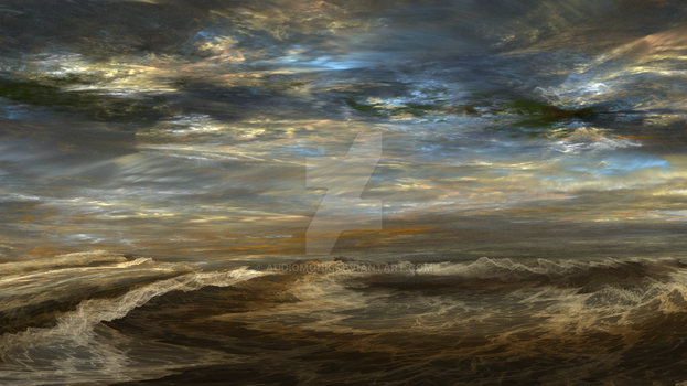 Sea And Clouds4 by audiomonk