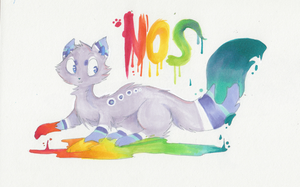 NOS' contest entry~ by MissDrawsAlot