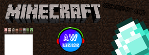 FaceBook MineCraft Cover by ArtWorkDesigns