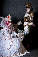 TrinityBlood: Royality by Astarohime