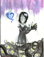 Vina In Watercolors by Blue-Fire-likes-pie