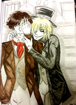 Jekyll and Hyde by silversweetie