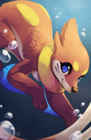 POKEMON:: Buizel