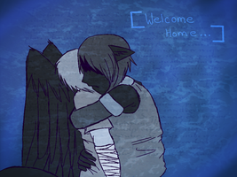 CSC: Welcome Home... by ChaosTearKitsune