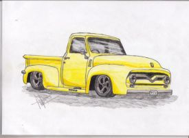 ford f100 by that-car-bloke