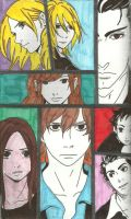Bella And The Cullens by Saraine