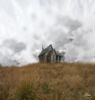House on a hill by tkrewson