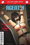 Agent X, Issue 2 by donnaDomenitzo
