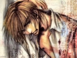 Another Sanzo wp by animegirlp