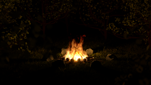 Any one Bring Marshmallows by newdeal666