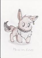 Me As An Eevee :3 by PikaSonic