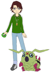 Rusty, the Digidestined by icewolfknight36