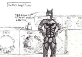 The Dark Knight Rinses by shieldsink