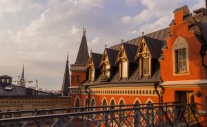 Roofs of Sodermalm by Arc2k