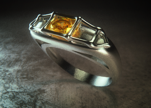 13-12-05 Gem cage ring by dwsel