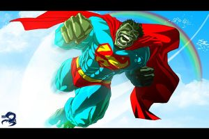 Superhulk by NDGO