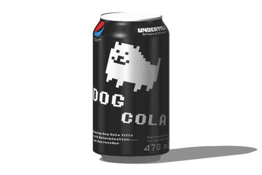 Dog Cola (Fake Product) by GrandMasterFaust18