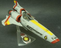 Pulsar's Viper Mk2-Beauty by Roguewing
