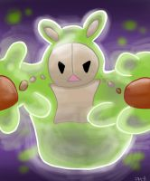 [1] Reuniclus by DrawMachine030