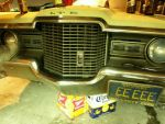 1971 ford beer coaster by poast