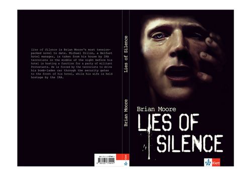 Lies Of Silence - Cover Art by Lillilolita