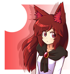 Wolf by miwol